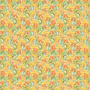 PRE ORDER Sunflower Field Fabric