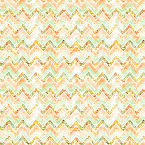 PRE ORDER Sunflower ZigZag Fabric