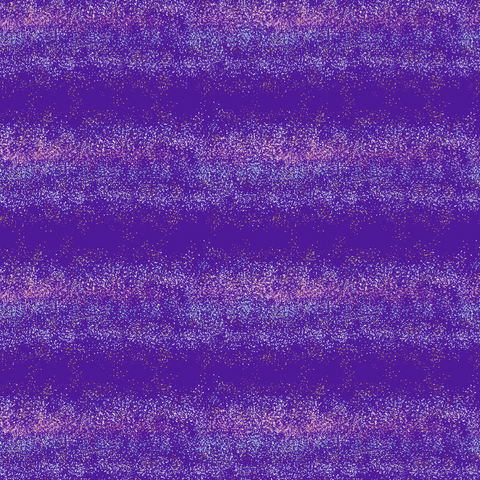 IN STOCK - Aladdin Purple Glitter - Digital Fabric Print