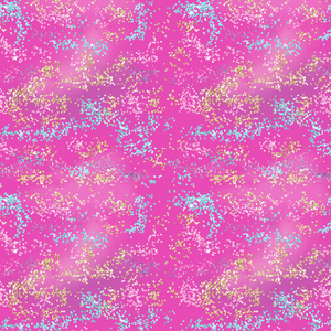 PRE ORDER - Minnie in Love Glitter - Digital Fabric Print