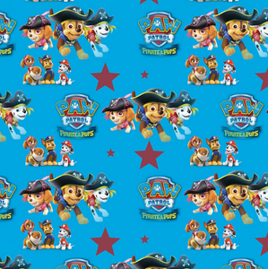 IN STOCK - Paw Patrol Pirate Pups - COTTON LYCRA