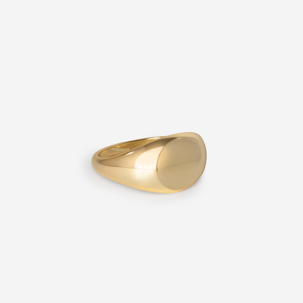 Demi Signet Ring
