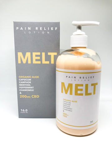Melt CBD Lotion - 200mg