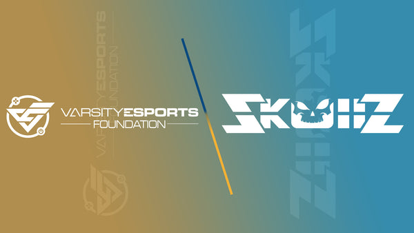 Skullz joins forces with Varsity Esports Foundation