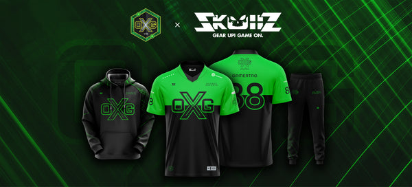 Oxygen Esports Signs Partnership Agreement With Gaming Retailer Skullz