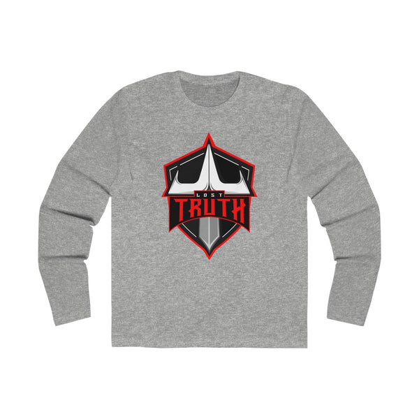 Lost Truth - Men's Long Sleeve Crew Tee