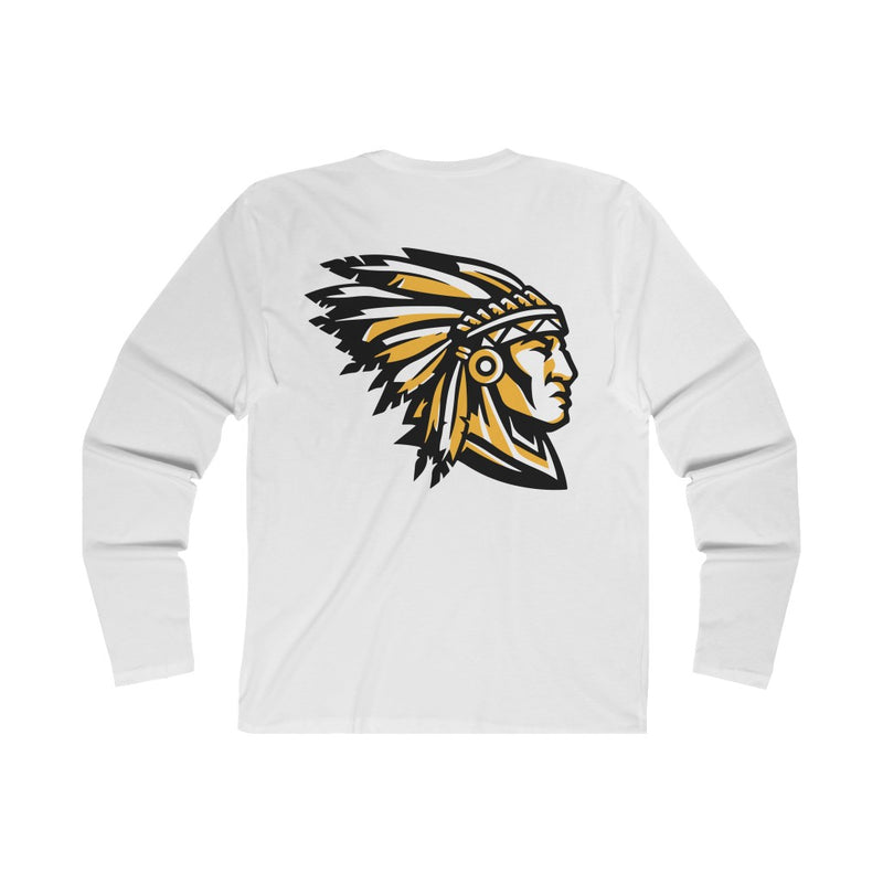 Sequoyah Chiefs - Men's Long Sleeve Crew Tee