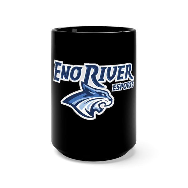 Eno River Academy - Black Mug 15oz