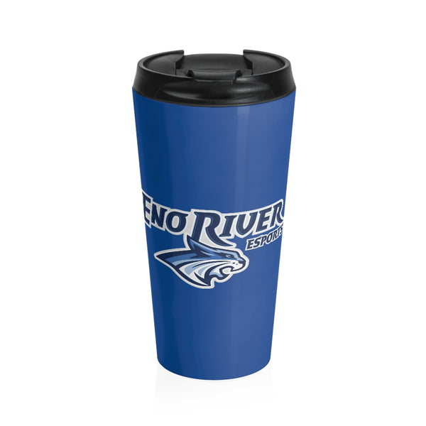 Eno River Academy - Stainless Steel Travel Mug