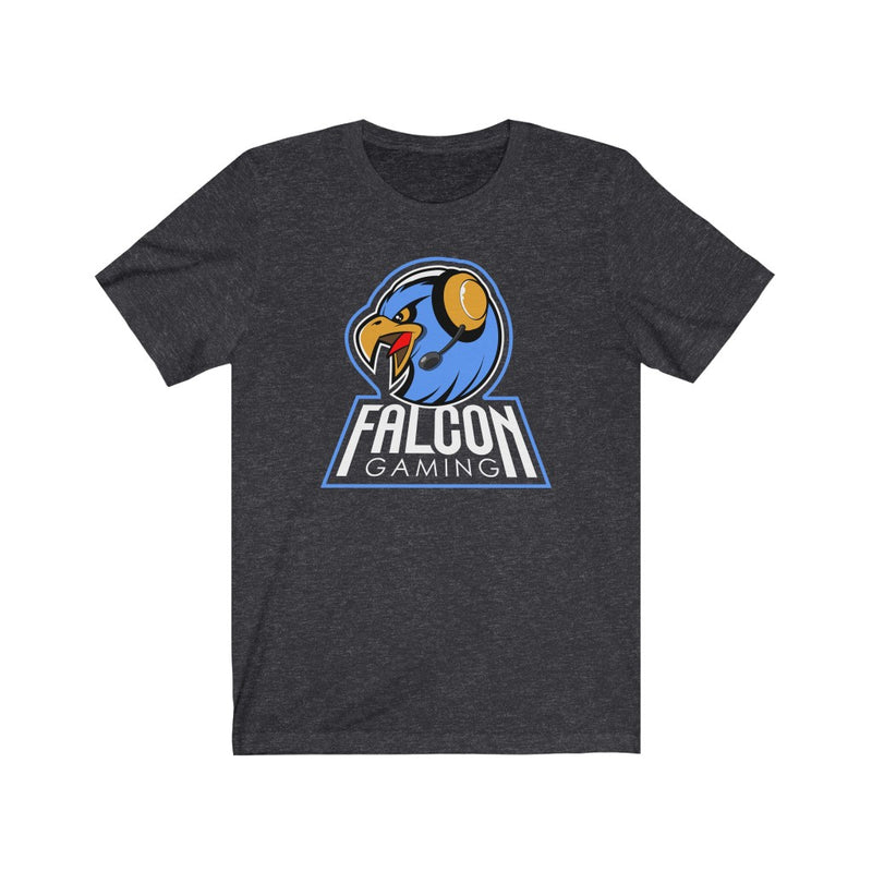 Falcon Gaming - Unisex Jersey Short Sleeve Tee