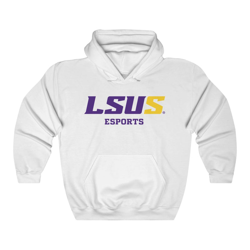 LSUS Esports - Front Logo Only - Unisex Heavy Blend™ Hooded Sweatshirt