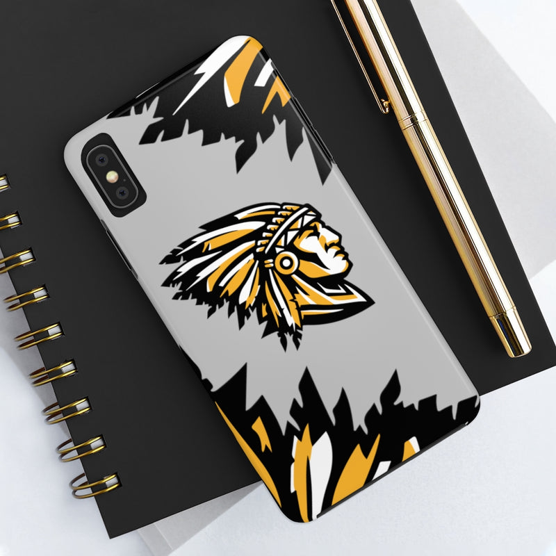 Sequoyah Chiefs - Case Mate Tough Phone Cases