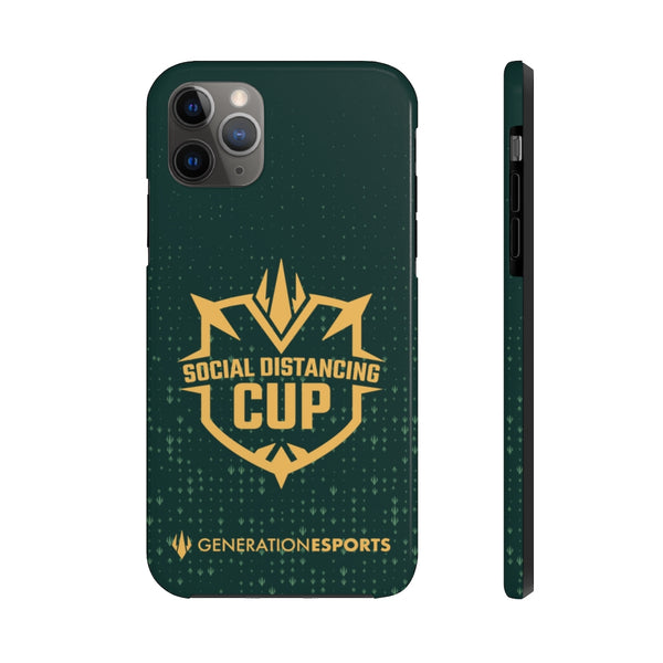 Social Distancing Cup - Case Mate Tough Phone Cases