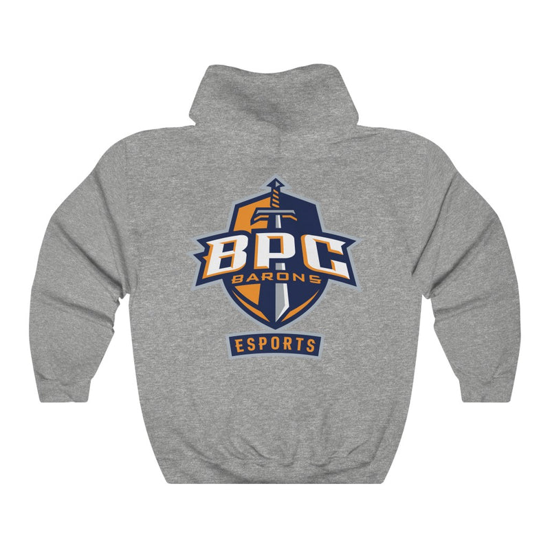 Brewton-Parker College - Unisex Heavy Blend™ Hooded Sweatshirt