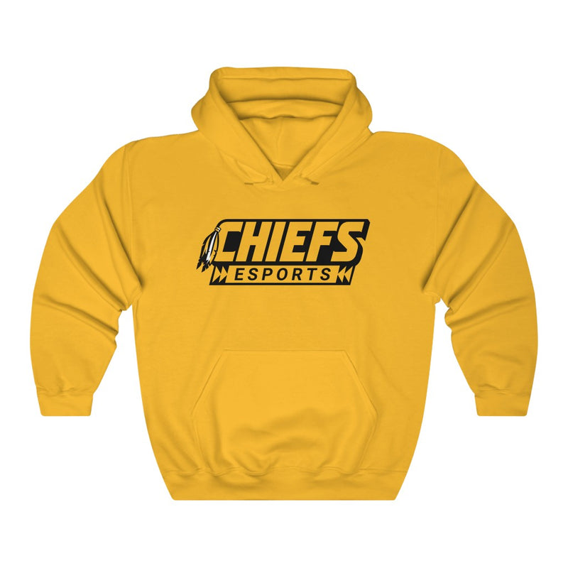 Sequoyah Chiefs - Unisex Heavy Blend™ Hooded Sweatshirt