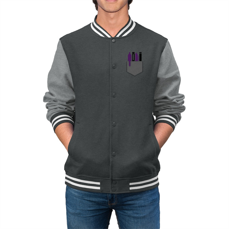 Swagged Out Nerds - Men's Varsity Jacket
