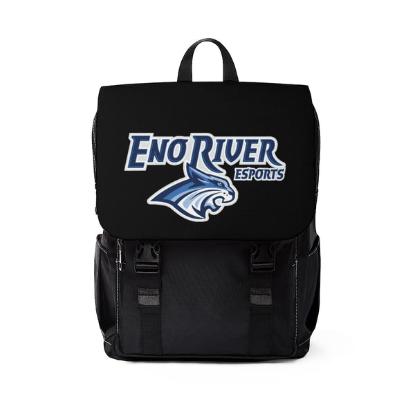 Eno River Academy - Unisex Casual Shoulder Backpack