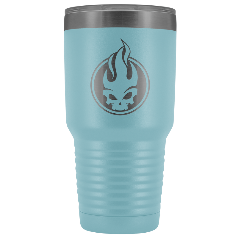 Skullz icon 30oz stainless steel, double-wall tumbler
