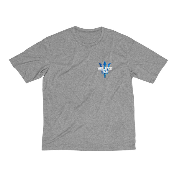 Shellback Tech - Men's Heather Dri-Fit Tee