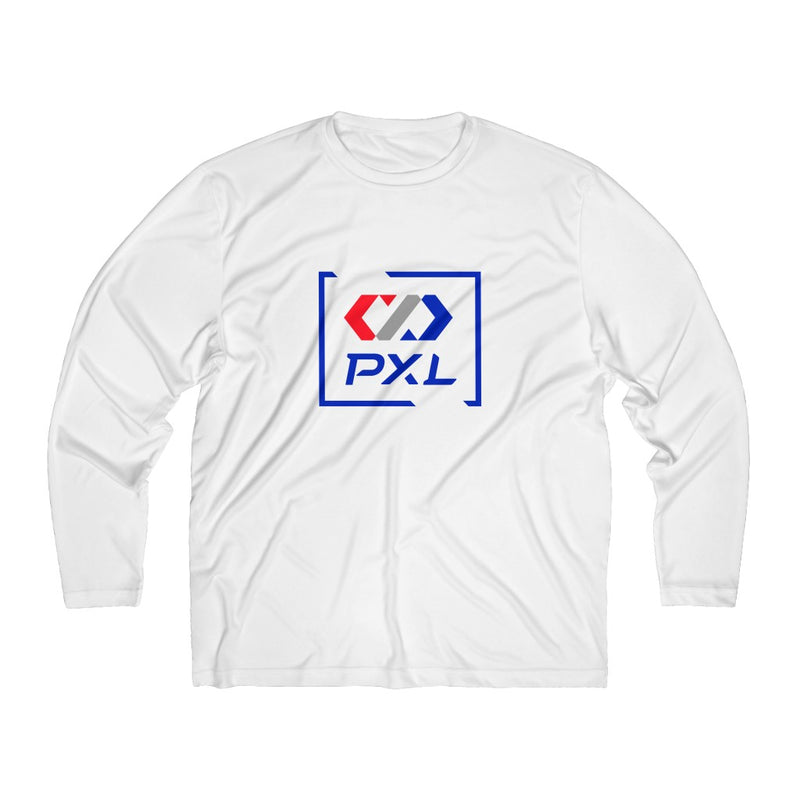 PXL - Men's Long Sleeve Moisture Absorbing Tee