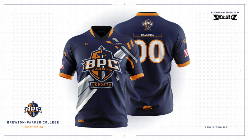 Brewton-Parker College - PRO Skullz Jersey - Away