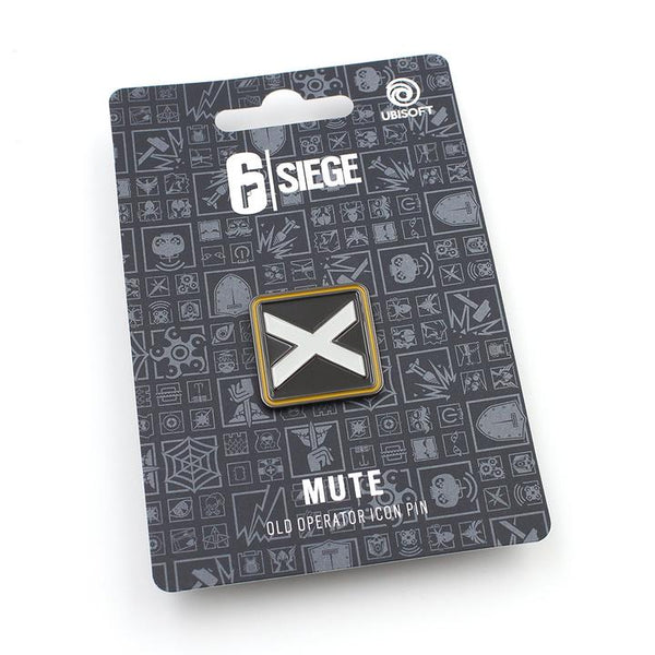 Mute Old Operator Pin (Limited Edition)