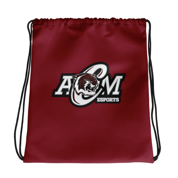 AMCHS - Drawstring bag