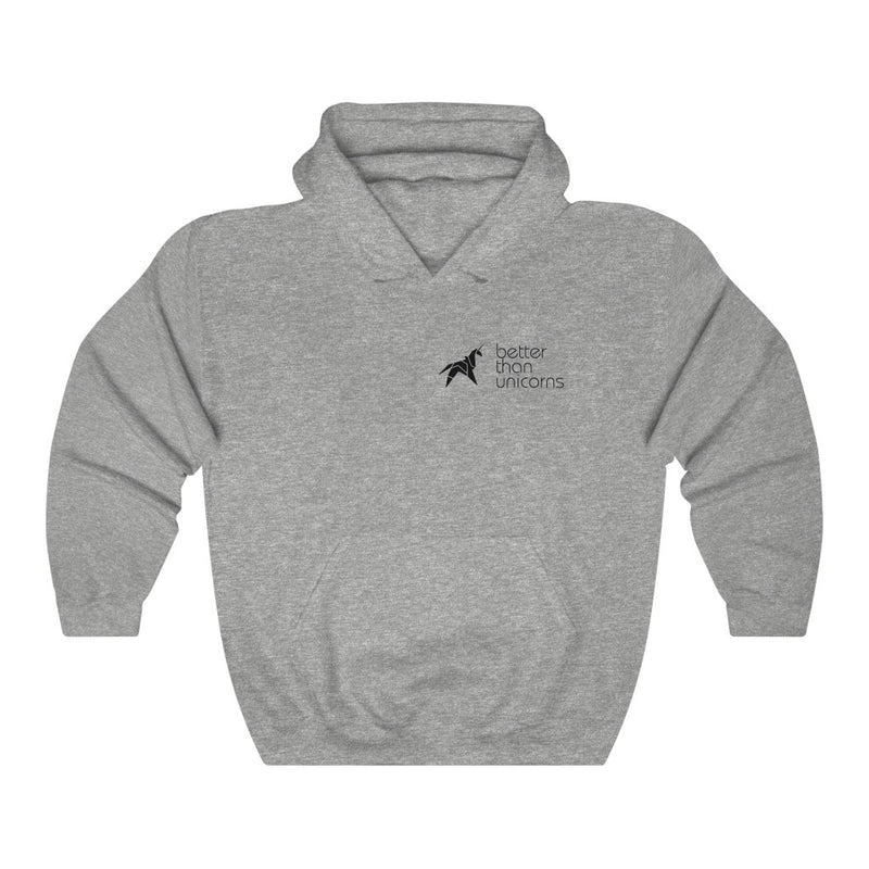 Better Than Unicorns - Unisex Heavy Blend™ Hooded Sweatshirt