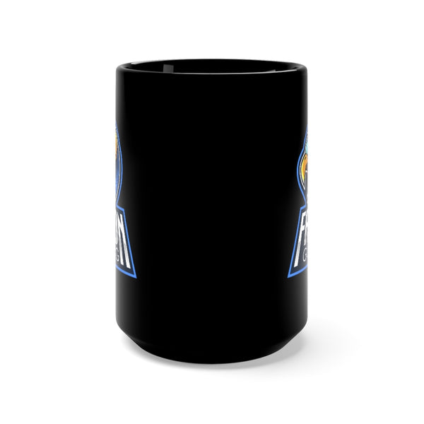 Falcon Gaming - Black Mug 15oz