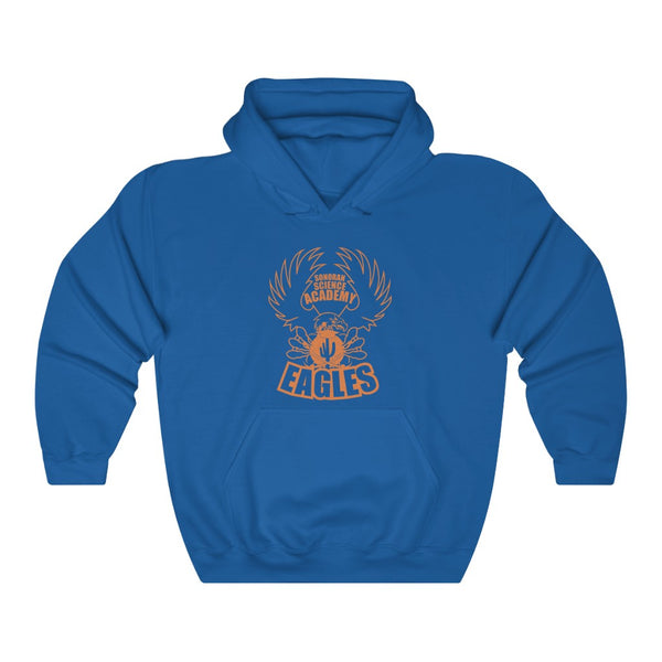 Sonoran Science Academy - Unisex Heavy Blend™ Hooded Sweatshirt