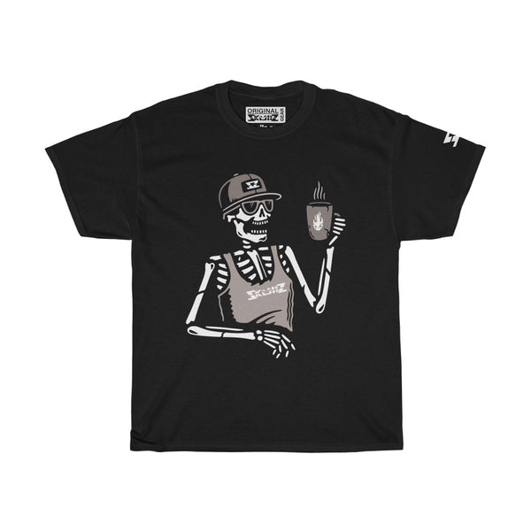 Deadly Coffee - Heavy Cotton Tee