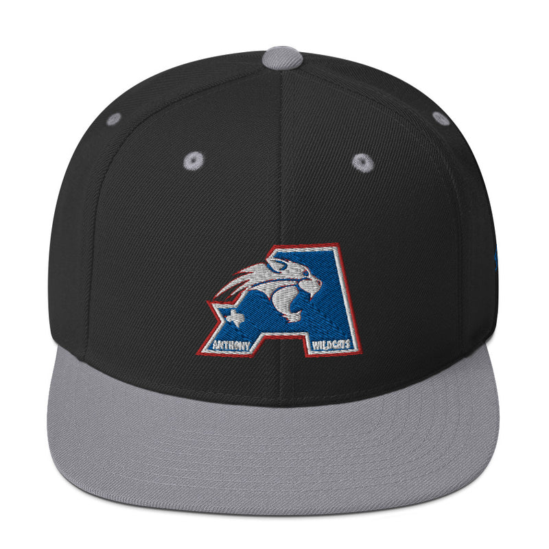Anthony ISD - Snapback Hat
