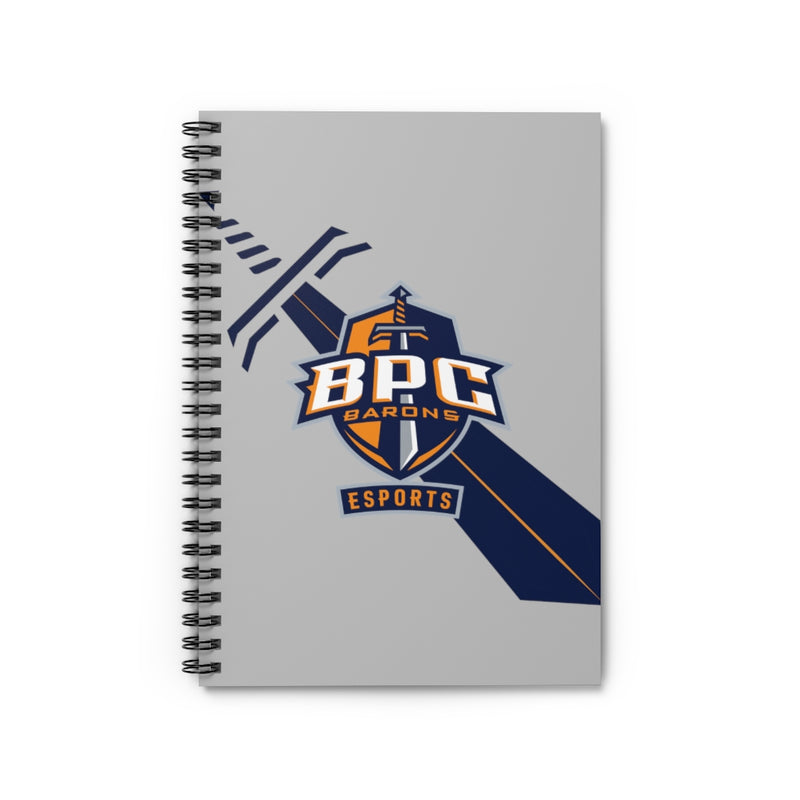 Brewton-Parker College - Spiral Notebook - Ruled Line
