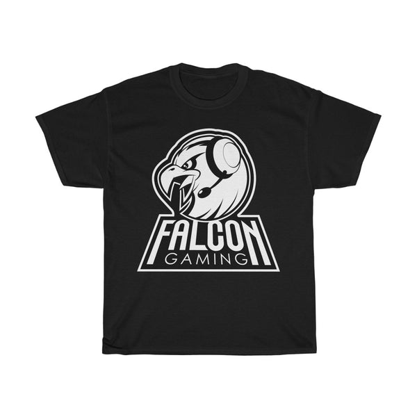 Falcon Gaming - Unisex Heavy Cotton Tee