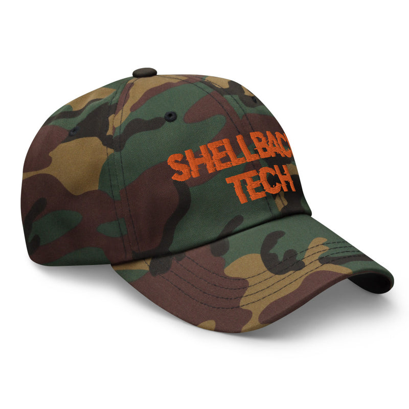 Shellback Tech - Dad hat