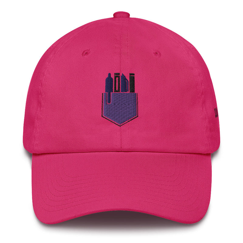Swagged Out Nerds - Cotton Cap - Made in USA!