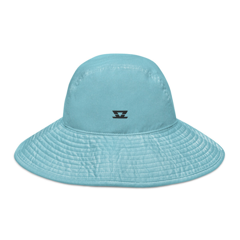 Skullz Wide brim bucket hat