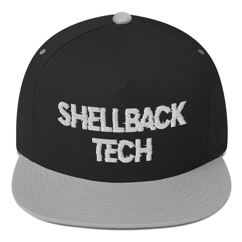 Shellback Tech - Flat Bill Cap