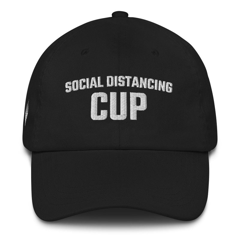 Social Distancing Cup - Dad hat