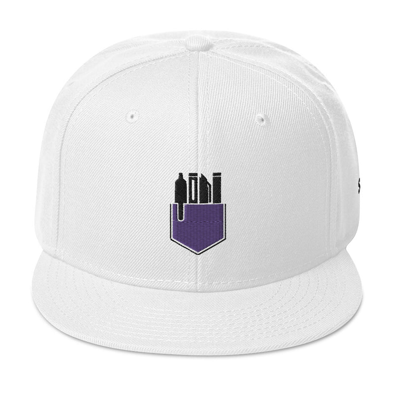 Swagged Out Nerds - Snapback Hat