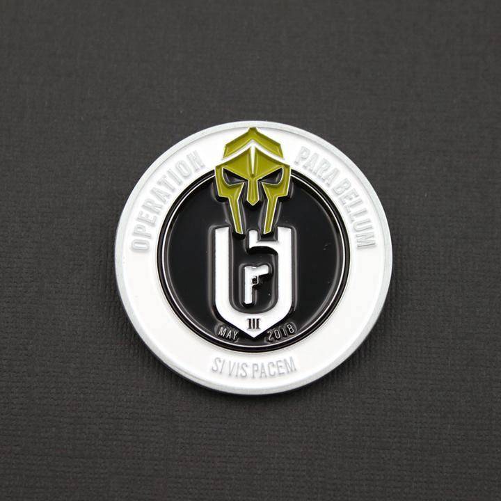 Operation Para Bellum Coin