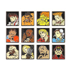 Street Fighter Character Collection Set