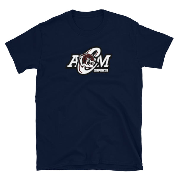 AMCHS - Short-Sleeve Unisex T-Shirt