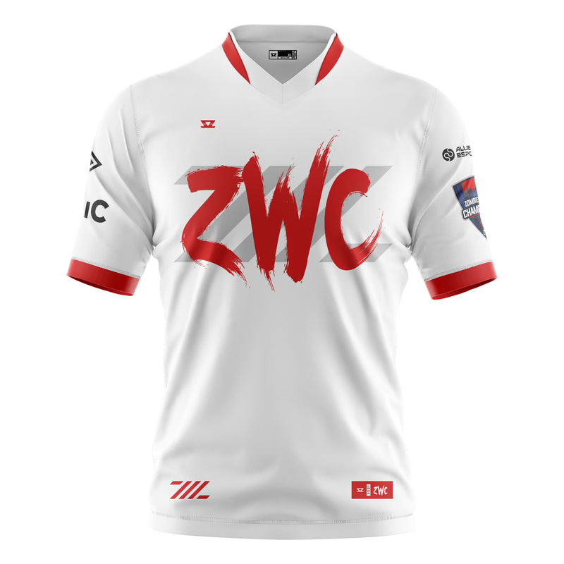 ZWC3 - 2021 ZWC Jersey - White (Preorder)