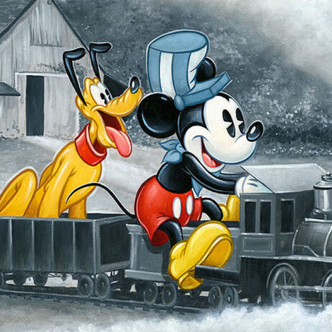 Tim Rogerson for Disney Fine Art