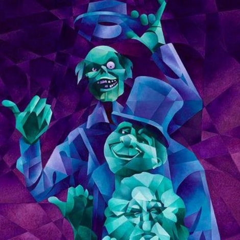 Tom Matousek for Disney Fine Art