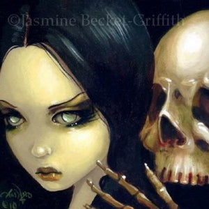 Faces of Faery #103 by Jasmine Becket Griffith