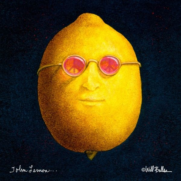 Will Bullas JOHN LEMON