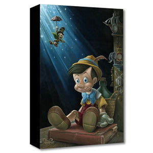 THE LITTLE WOODEN BOY by Jared Franco - Treasure