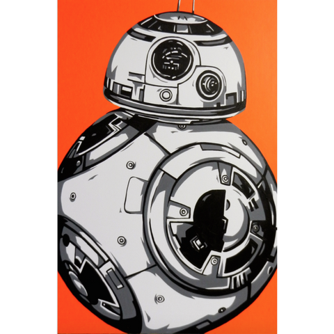 BB-8 by Allison Lefcort Gem Collection